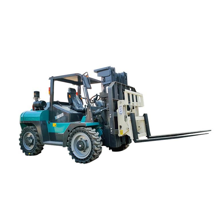 一体式4吨叉车